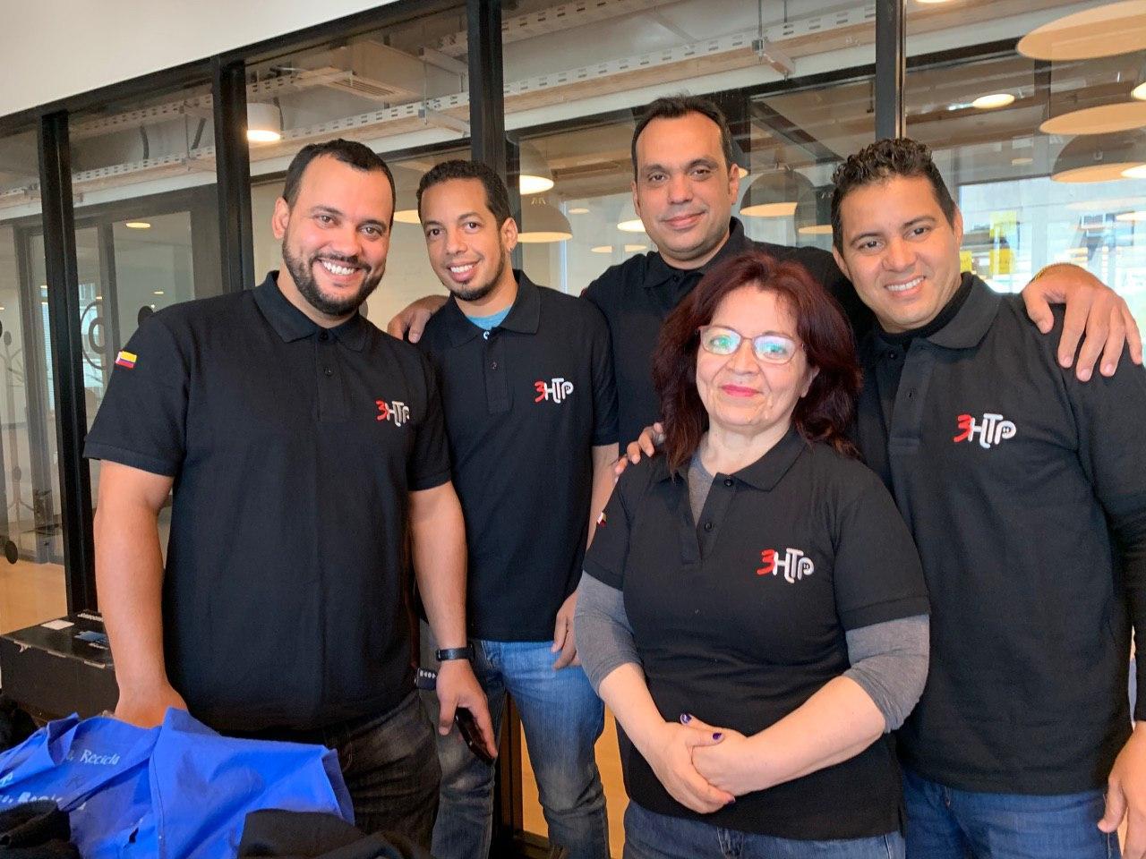3HTP | Chile |Equipo de Desarrollo Cloud